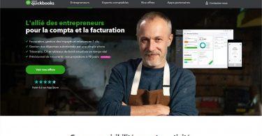 Avis sur Quickbooks : logiciel de comptabilité en ligne